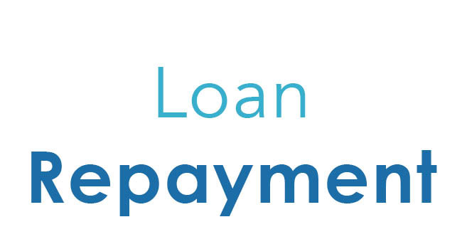 Loan Repayment Graphic