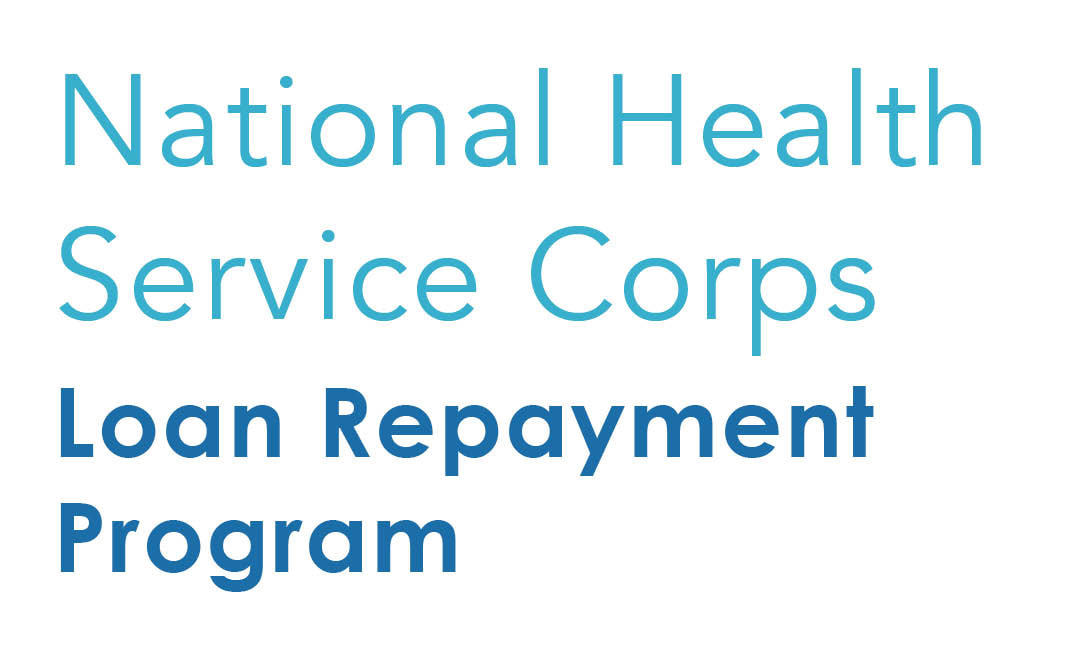 National Health Service Corps Loan Repayment Program Graphic
